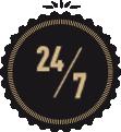 Les services Groom Box sont disponibles 24/24, 7j/7