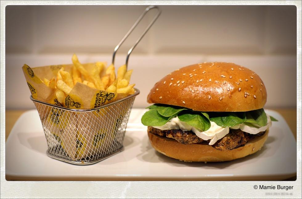 mamie burger le meilleur burger de paris 2 me g n ration groombox. Black Bedroom Furniture Sets. Home Design Ideas