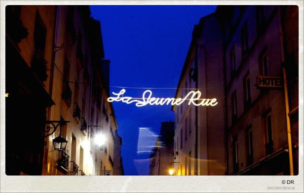 La Jeune rue, le secret le mieux gardé de Paris