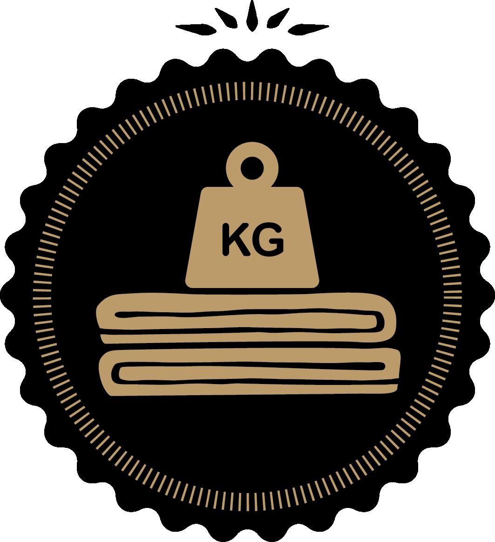 PICTO - LINGE KILO - GROOMBOX